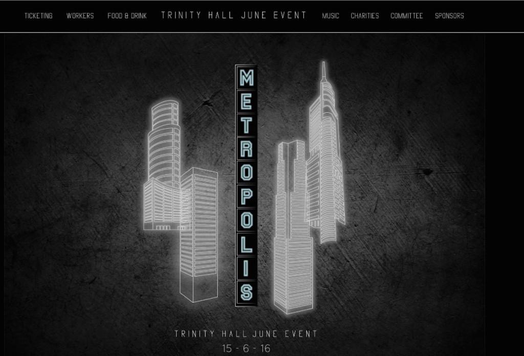 Enter 'The Metropolis'