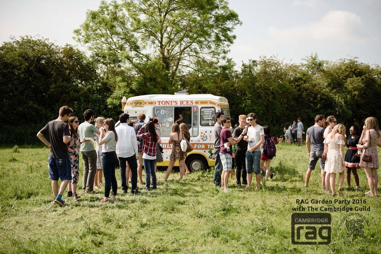 Toni's ice cream truck