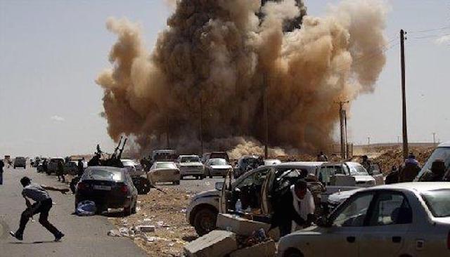 Air-Strikes-On-Libya-NATO-UK-Gaddafi