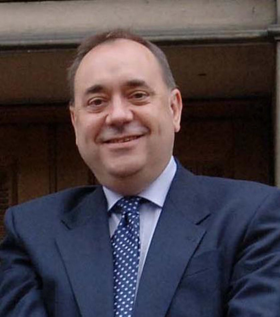 We can thank this dickhead for the sorry state of the referendum