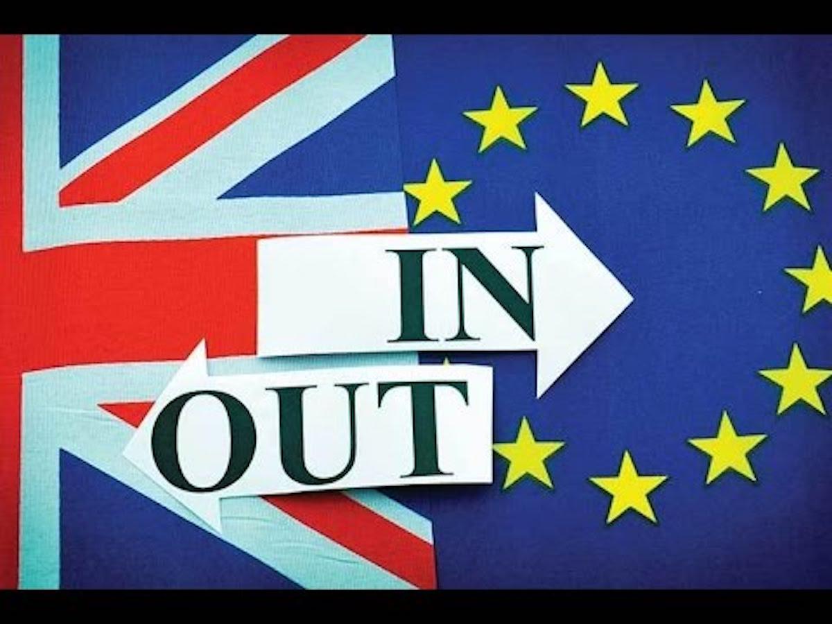 Rachel Johnson strips off on Sky TV during Brexit debate
