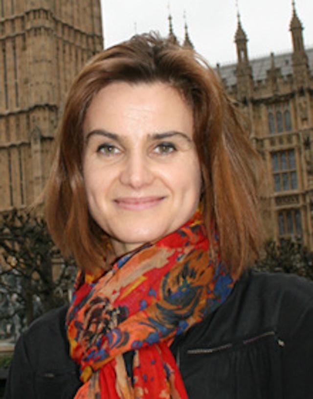 Jo Cox in 2015