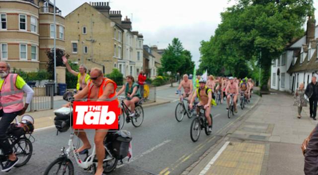 Making their (skid) mark across Cambridge