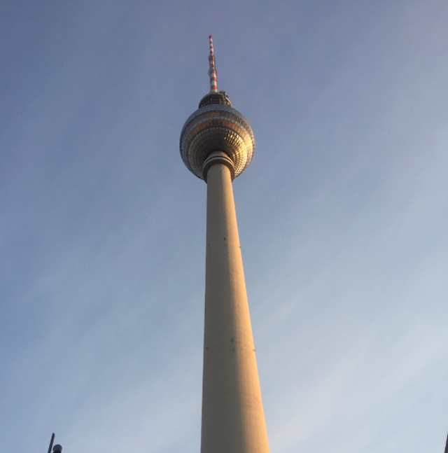 I took this on a trip to Berlin, the entire thing cost me under £70. Never again will people have such economic and freedom of travel in Europe.