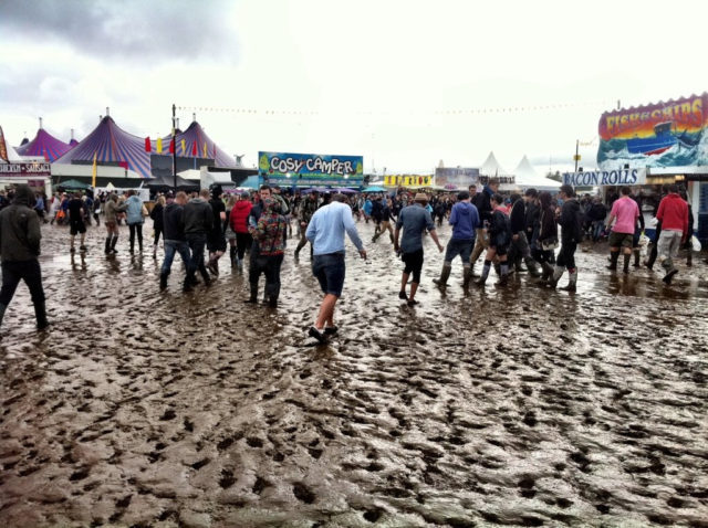 The famous Reading mudflat