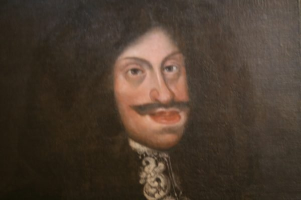 If you want to avoid looking like unfortunate Charles II of Spain, try to keep it outside of the family...