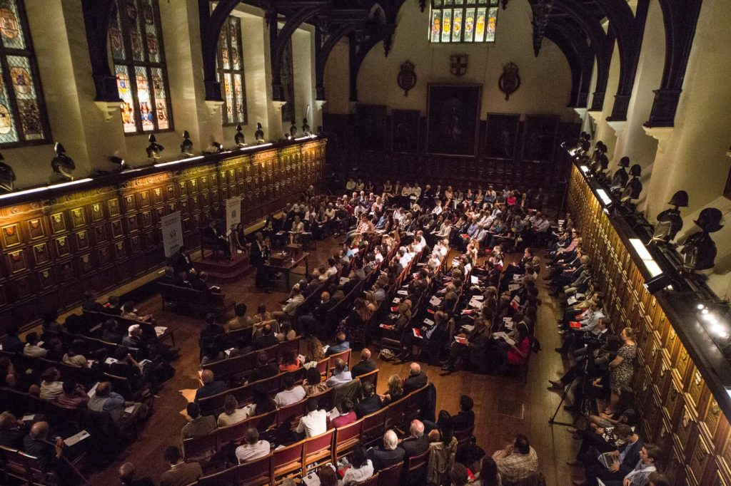 Last year's Bicentenary Debate at Middle Temple