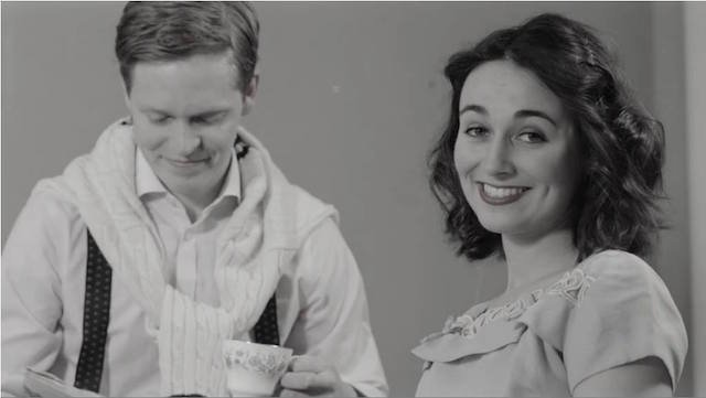Shot from 'Are you popular?', directed by Fay Cartwright