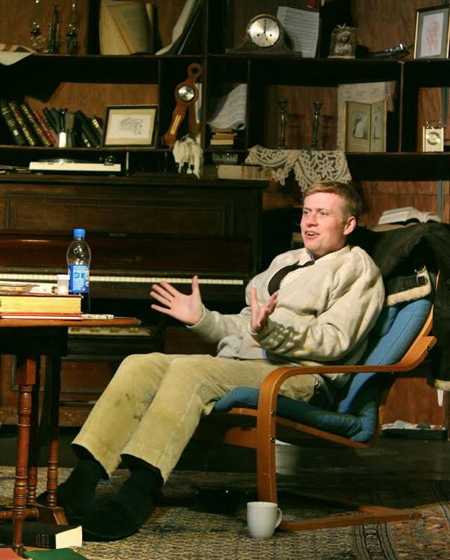 John Tothill as Fitz/Auden