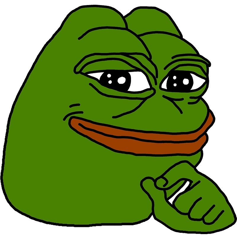 It's laughable that Pepe is considered a 'symbol of hate'