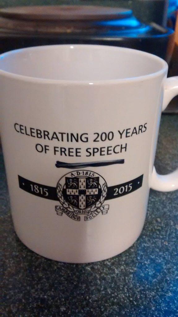 This mug in particular