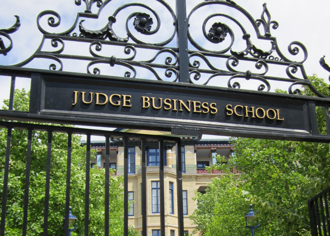 judge business school essays Judge business school is associated with the university of cambridge, and is ranked as one of the world's top business schools it provides management education and its cambridge mba program is consistently ranked among the top in the world by bloomberg, the financial times, businessinsider.