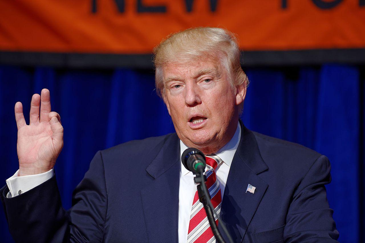 "Scaramucci defended Trump as a ""war avoider, not a war starter,"""