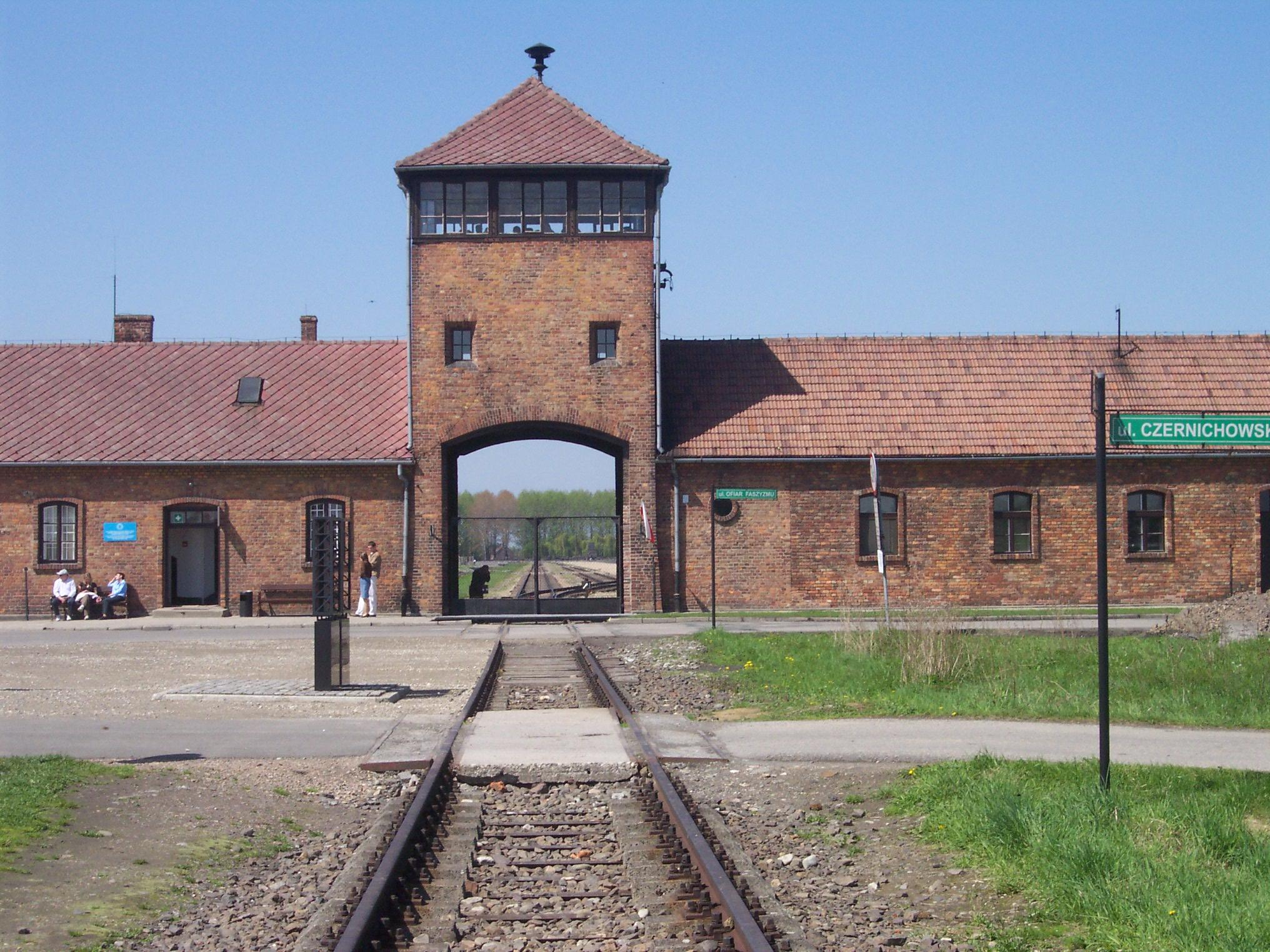 The United States Holocaust Memorial Museum estimates that 1.1 million people died at the camp