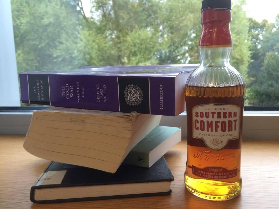 Southern Comfort: Comfort of a third year soul