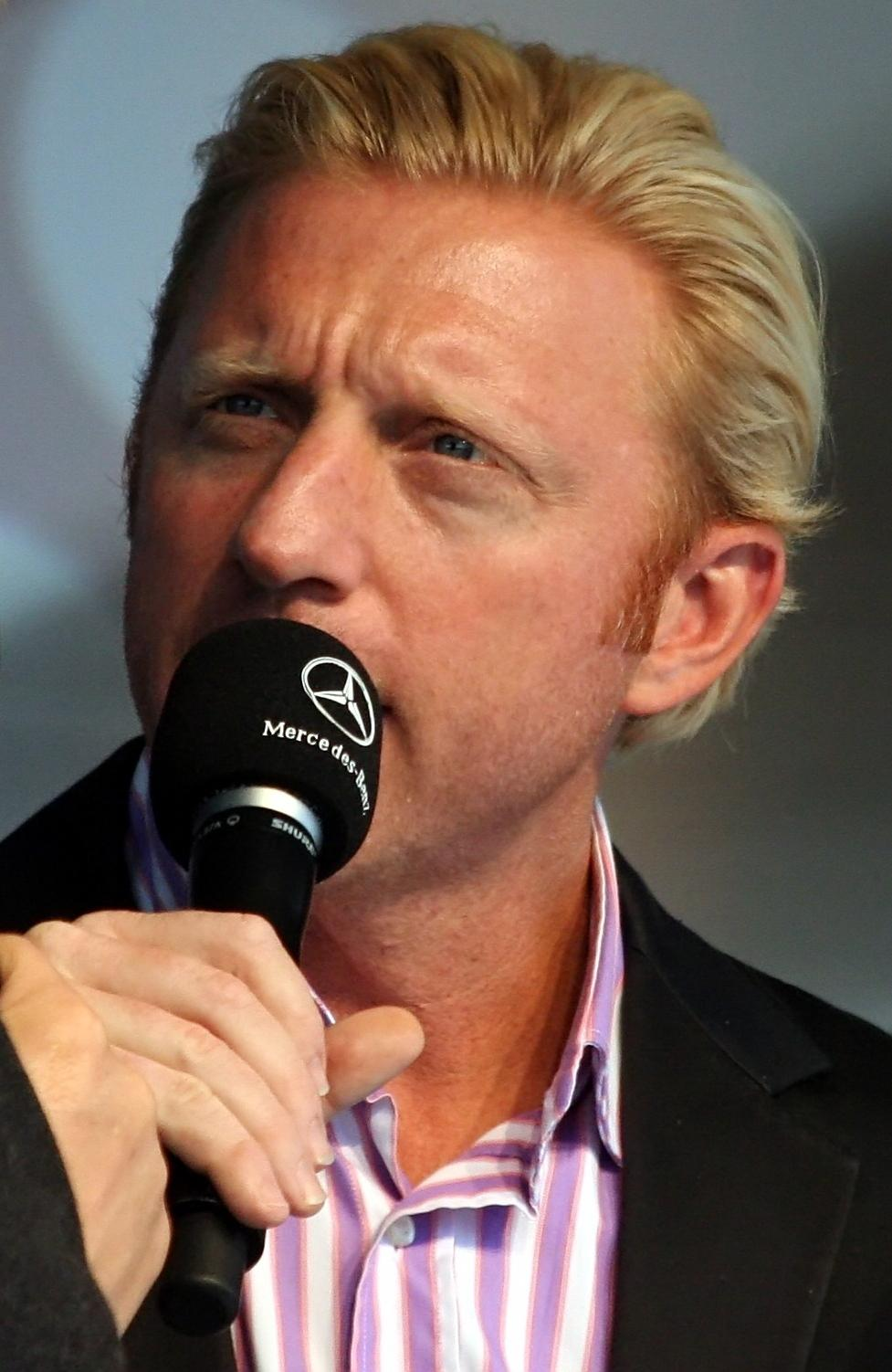 Boris Becker achieved more at the age of 17 than we probably will in a lifetime and we are totally and absolutely cool with that