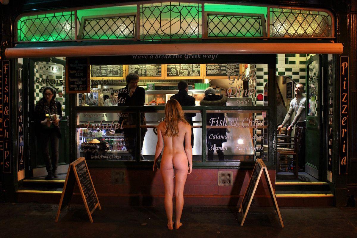 Image may contain: Shop, Swimwear, Maillot, Bikini, Human, Person, People