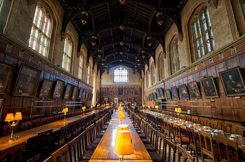 Image may contain: Cathedral, Restaurant, Worship, Church, Building, Architecture, Table, Furniture, Dining Table, Indoors, Aisle