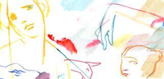 Image may contain: Drawing, Modern Art, Art