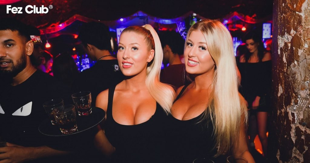 Image may contain: Party, Night Life, Night Club, Club, Human, Person
