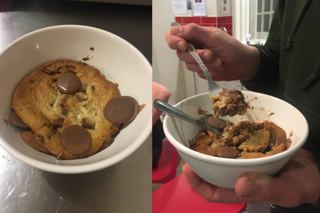 Quick And Easy Really Easy Microwave Desserts University Of Cambridge