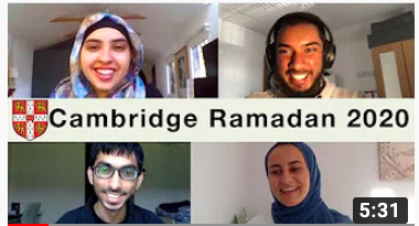 Cambridge Ramadan 2020