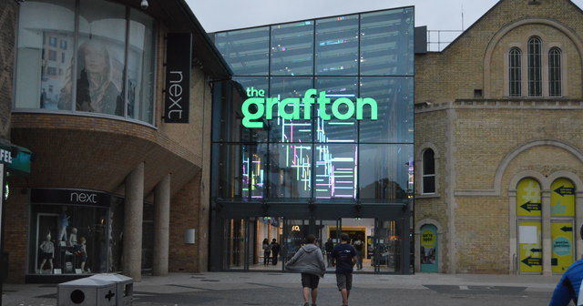 Image of the Grafton Centre, Cambridge