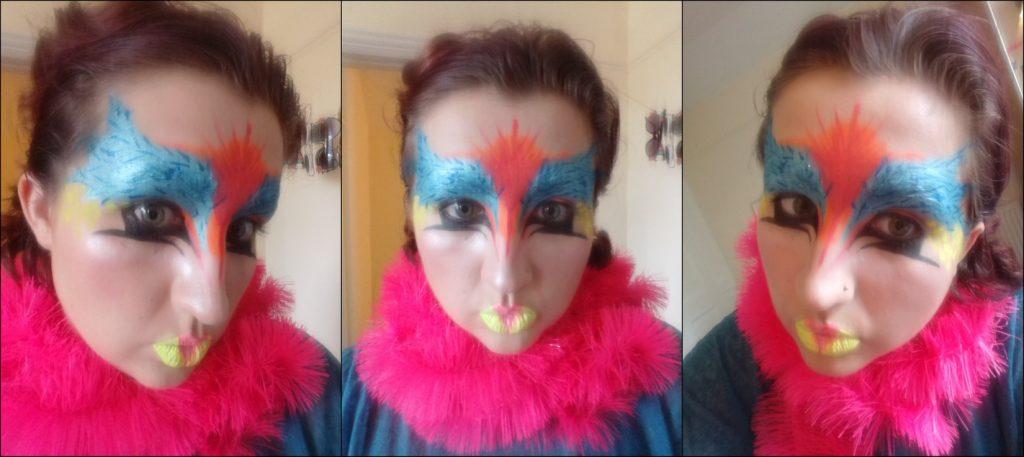 parrot end