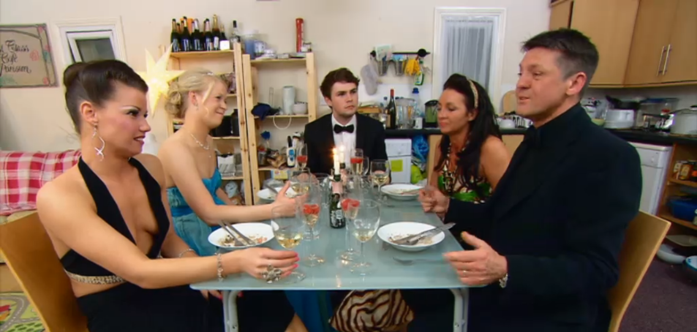 Castle Student Wins Come Dine With Me