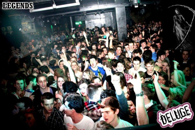 Newcastle is renowned for its clubbing scene