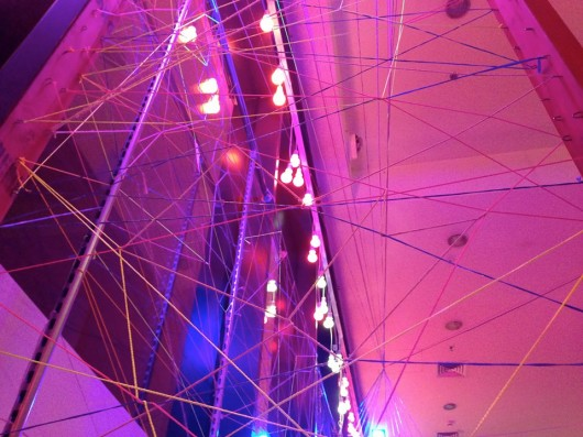 The Lumiere hub at the Gala Theatre