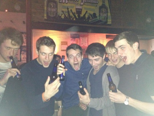 Glasgow boys