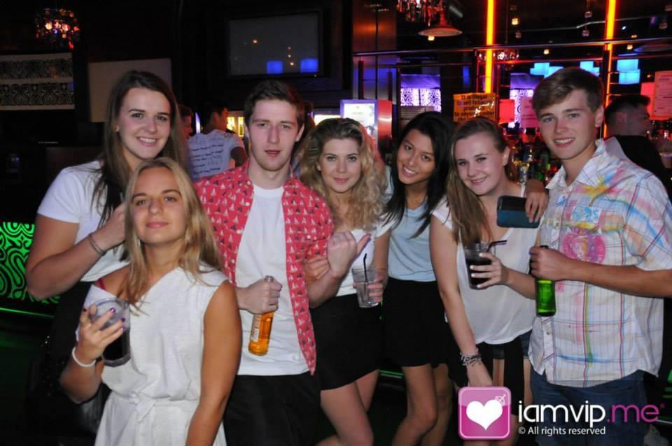 Teasers mens club durham