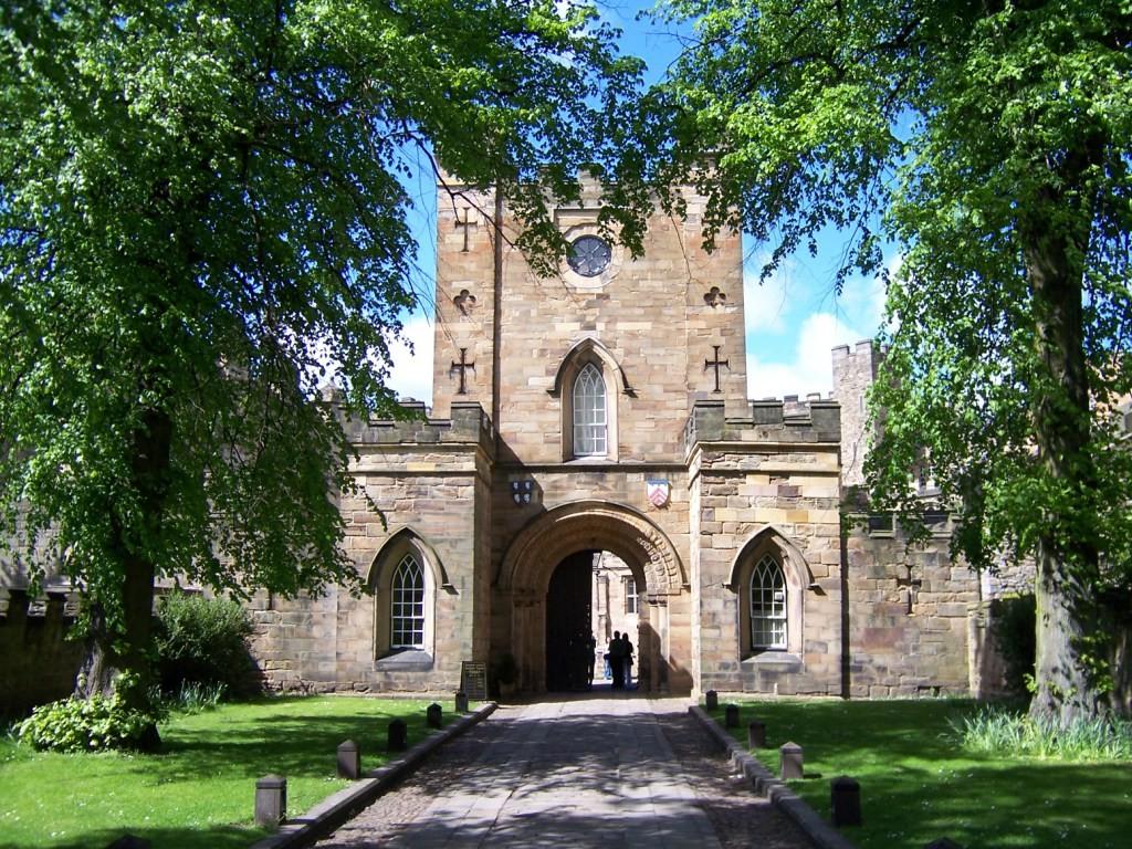 Durham_Castle_Eingang