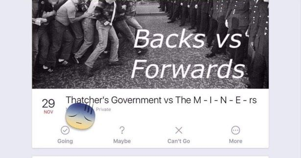 'Thatcher vs Miners' university event cancelled after outcry