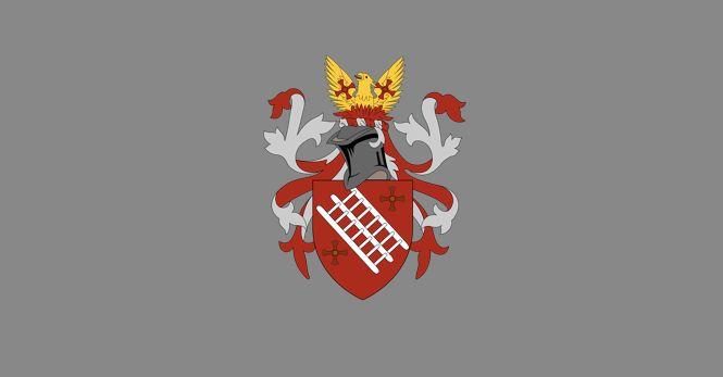 Image may contain: Trademark, Logo, Drawing, Art