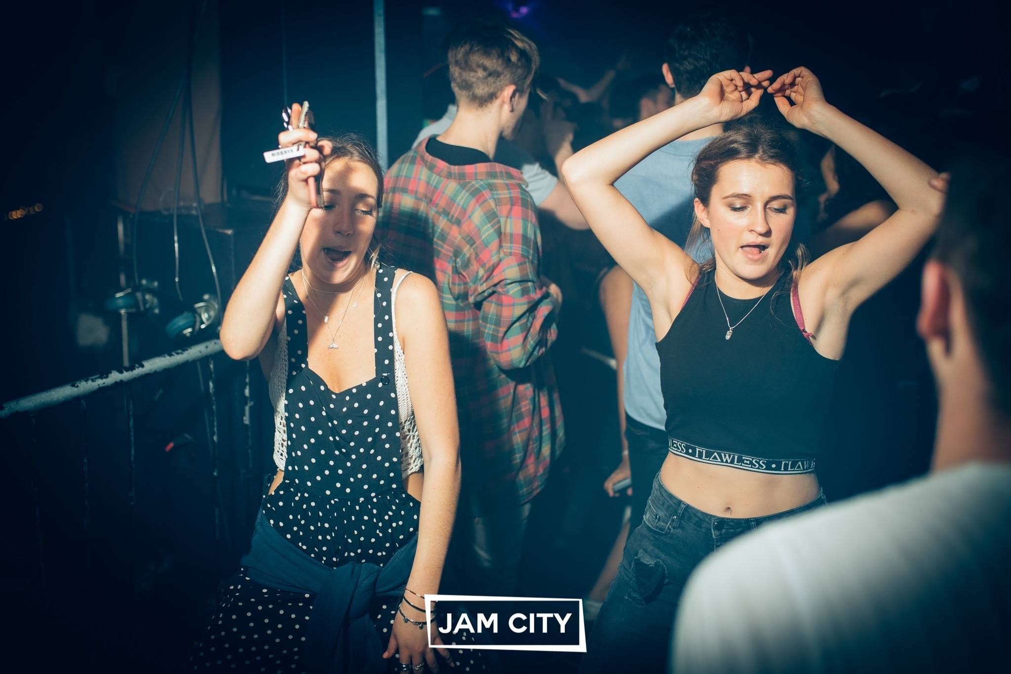 Image may contain: Night Life, Night Club, Club, Leisure Activities, Dance Pose, Dance, Person, People, Human