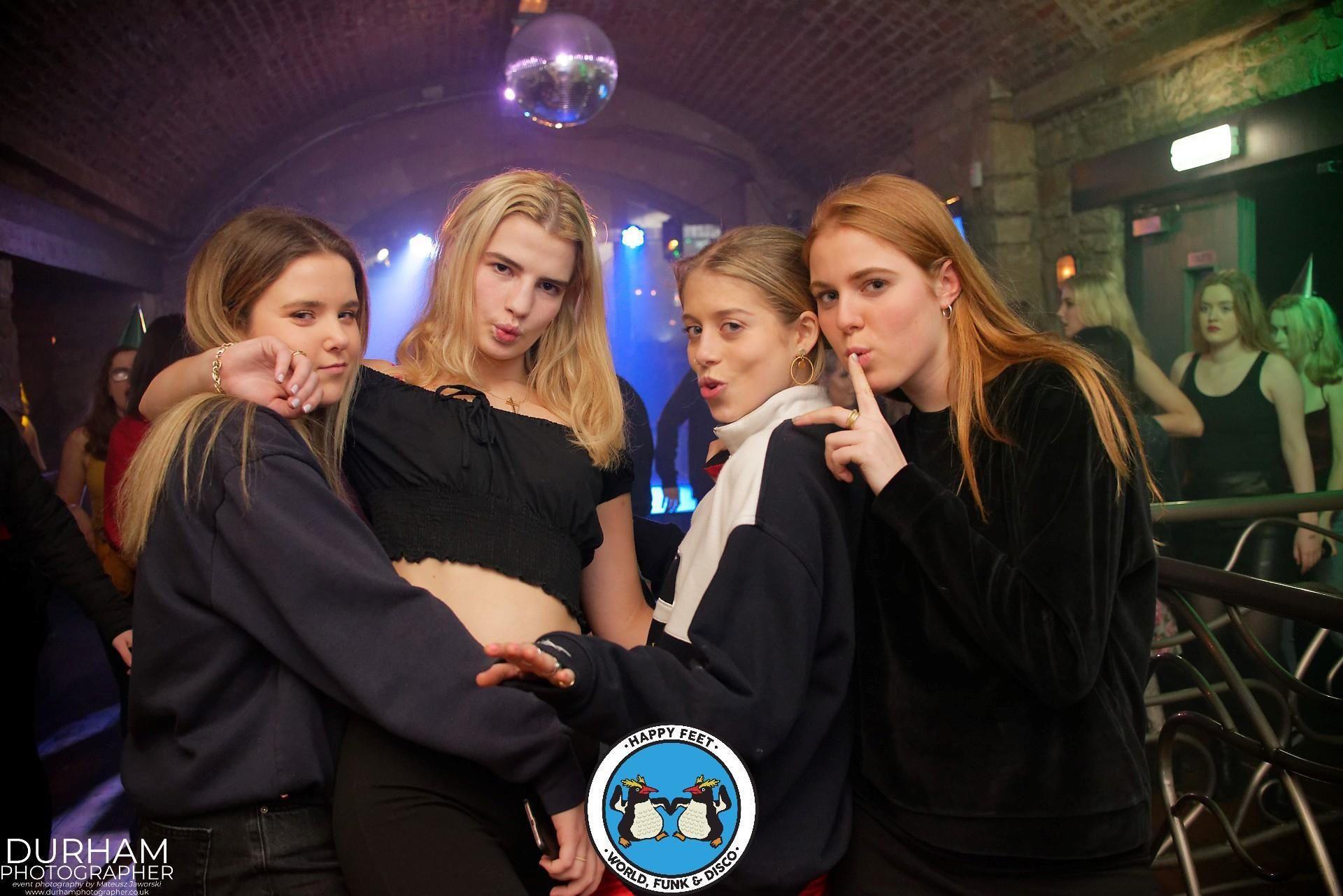 Image may contain: Night Club, Fashion, Club, Apparel, Clothing, Person, Human