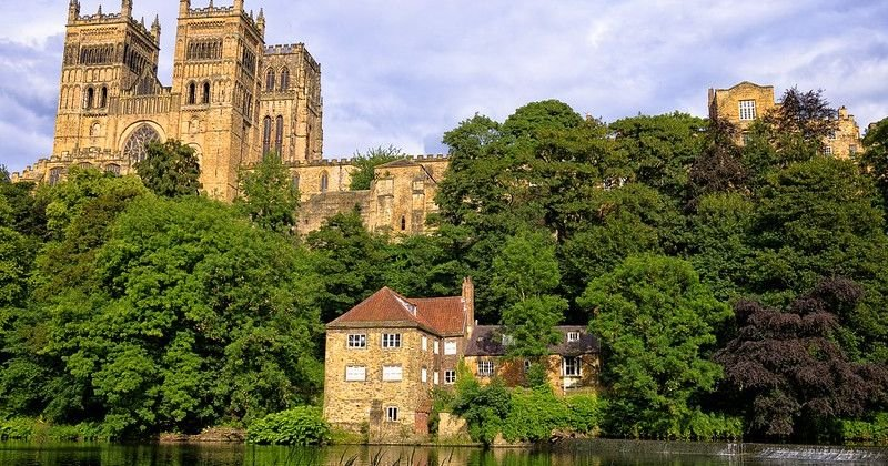 Image may contain: Water, Nature, Outdoors, Moat, Housing, Fort, Castle, Architecture, Building