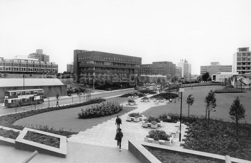 strathclyde campus 1960s