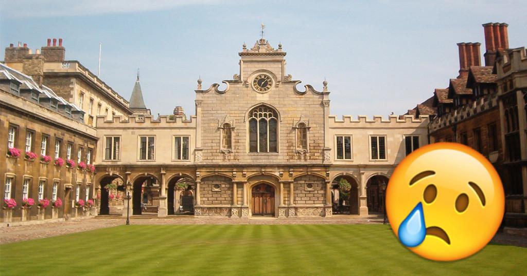 Cambridge came 47th
