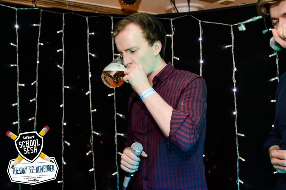 Hydration is the key to good karaoke