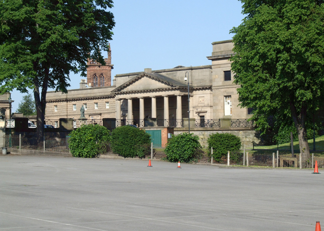 Chester Crown Court, where Rohan admitted the charges