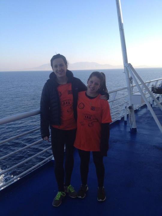 Team 15 - Ferry to Mykonos Sun AM