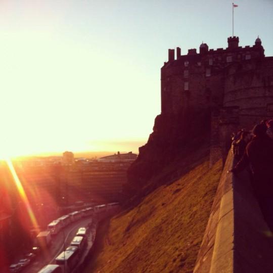 Edinburgh's finest asset.