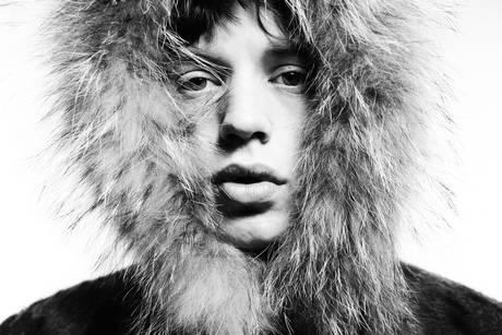 Mick Jagger (photo credit: David Bailey)