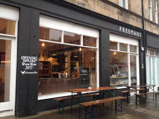 Freemans Café