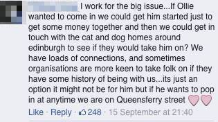 HoE - Comments - Big Issue comment