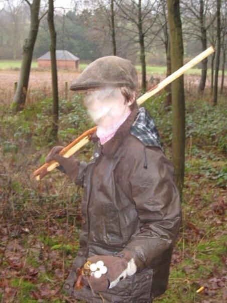 'Pheasant shooting days aren't allowed off? What about peasant shooting?'