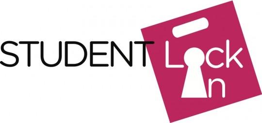student lock in logo